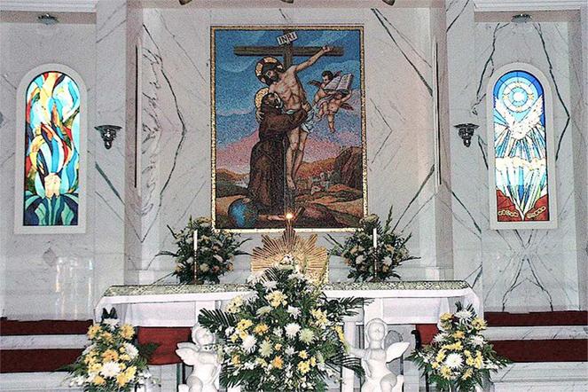 كنيسة القديس يوسف، أبوظبي